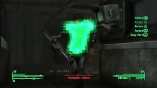 Fallout 3 | Commander Jabsco (Ocam's Razor) Ep. 36