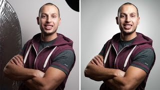 Změna pozadí ve Photoshopu a pokročilé maskování