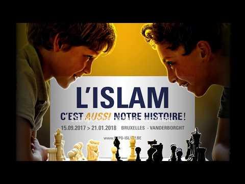 "Expo ""L'Islam, c'est aussi notre Histoire!"" - COMING SOON!"