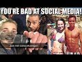 You're Bad at Social Media! #58