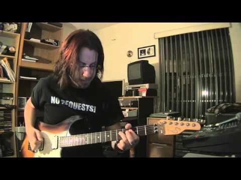 ABACAB  Genesis alll on guitar