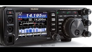ALPHA TELECOM: YAESU FT-991 REVIEW, INSIDE VIEW, DEMONSTRATION, FEATURES and FUNCTIONS