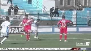 أهداف مباراة دفاع تاجنانت 2 : 0 مولودية وهران | الجولة 26 من الرابطة المحترفة الأولى
