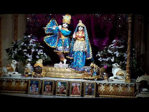 ISKCON SanDiego: Mangal Arati on 5/24/2017