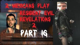 Welcome to the world of Resident Evil! Two Mexican friends play thi...