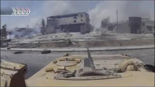 chiến tranh syria nga tăng t 72 với gopro vs isis