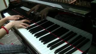 t.sammyです。 おそ〜くなりましたがfull弾きました。 楽譜投稿しました...