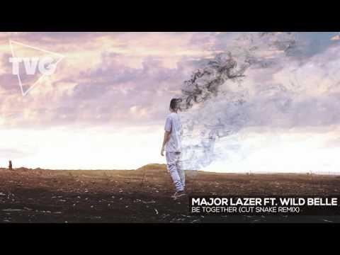 Major Lazer ft. Wild Belle - Be Together (Cut Snake Remix)
