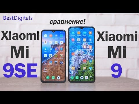 Xiaomi Mi 9 Vs Mi 9SE - подробный тест! Cтоит ли переплачивать?