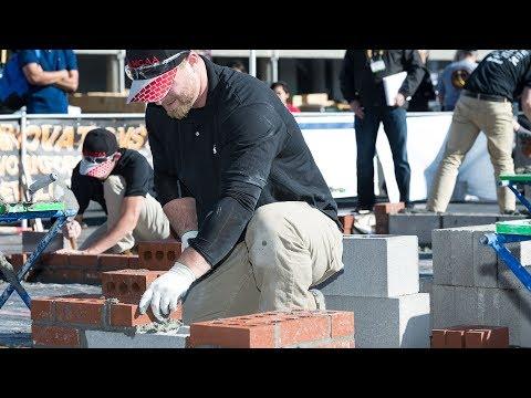 2018 MCAA Masonry Skills Challenge