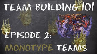Puzzle and Dragons: Team Building 101 - Monotype Teams [Episode 2]