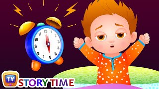 ChaCha's Time Management - Bedtime Stories for Kids in English | ChuChu TV Storytime for Children