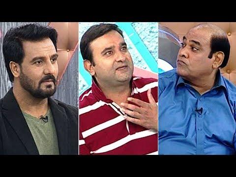 CIA - Agha Majid as Angry Husband - 15 October 2017 - ATV