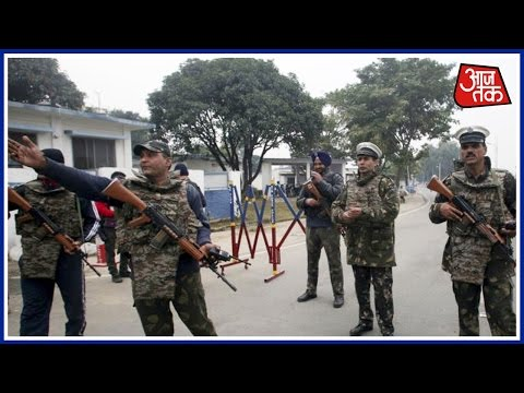 3 Indian Army Personnel Killed In Terrorist Attack In Jammu And Kashmir
