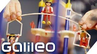 Der Erfolg der Playmobil-Figuren | Galileo | ProSieben