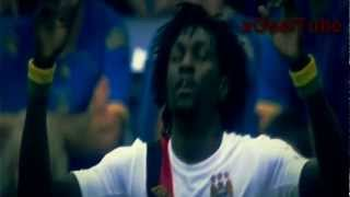 Emmanuel Adebayor all goals for Manchester City (2009-2011)