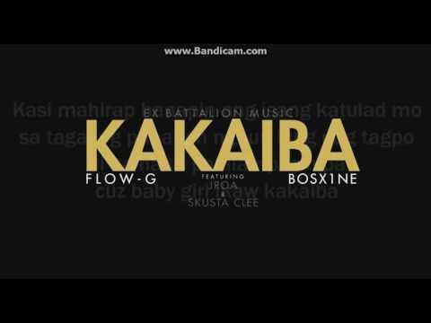 Kakaiba parode  - Ex Battalion ft. JRoda & Skusta Clee (Lyrics)