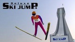 Deluxe Ski Jump 4 - #49 Pierwszy konkurs w Wisle