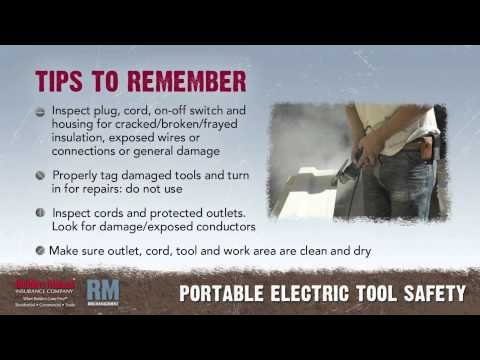 toolbox-talk:-portable-electric-tools