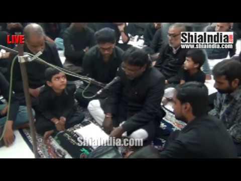 22nd Muharram Majlis From Jafferi Galli, Kotla Alijah 1438-2016