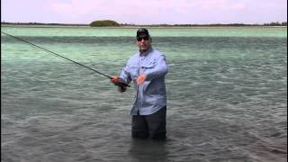 Fly Casting Fundamentals in the Wind