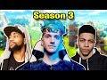 3 ниндзя 3 сезон