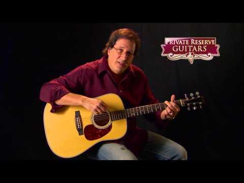 Martin Custom Artist Series D28M Mamas and The Papas Dreadnought Acoustic Guitar Natural