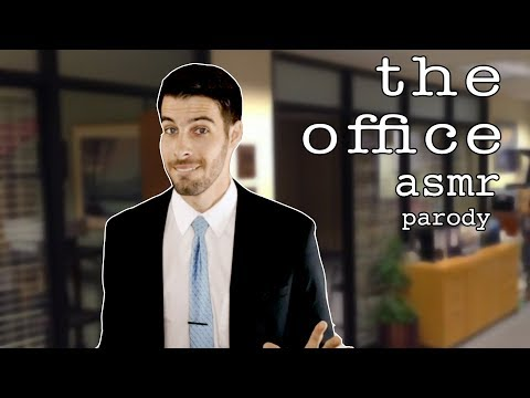 Michael | The Office ASMR Parody - Relaxing Male ASMR