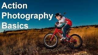 Action Photography Basics