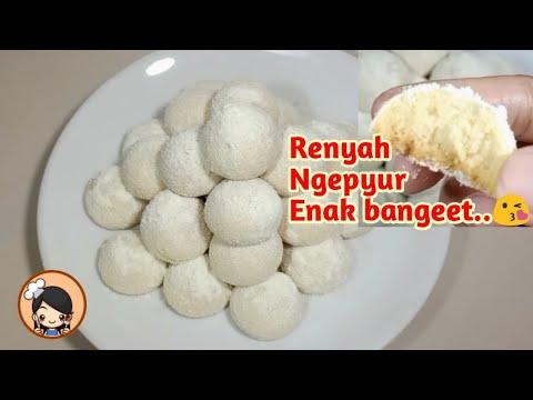 Resep Kue Kering Bimoli Susu Renyah Ngepyur Enak Bangeeet Resep Ekonomis Youtube