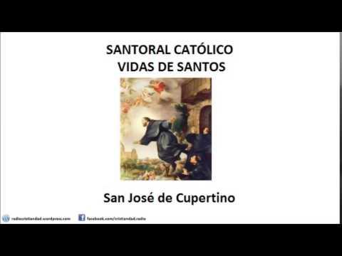 Vidas de Santos - San José de Cupertino