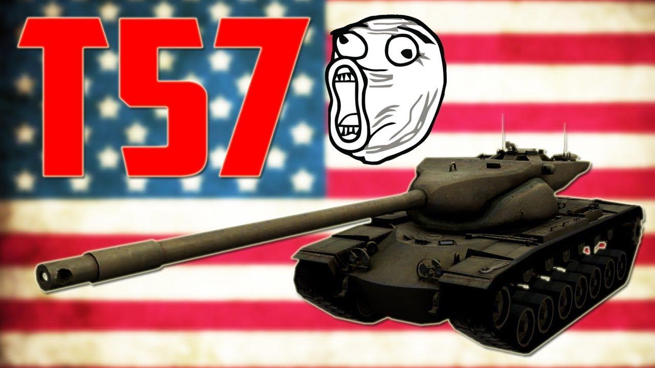 Jubileuszowe bitwy #427 – 40000 bitwa Oleksego :) T57