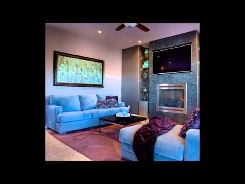 Living Room Monochromatic Color Scheme
