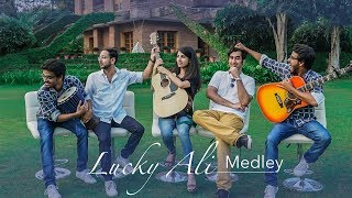 Lucky Ali Medley | Twin Strings Ft. Manav and Pavitra