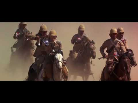 Young Winston ~Battle of Omdurman (Cavalry charge)
