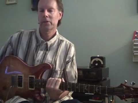 Here For The Party - Guitar Lesson