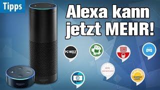 Alexa wird ÜBERMÄCHTIG - mit diesen Gratis-Skills! | Die 10 besten Apps für Alexa auf Amazon Echo