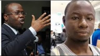 (BREAK) Kwesi Nyantakyi and Ahmed's phone conversation