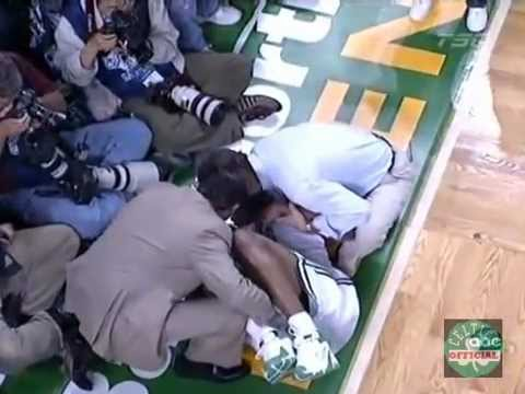 Paul Pierce finally reveals what happened during the infamous wheelchair game against the Lakers