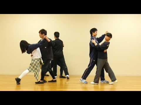 ダンスパレット2017|体育授業におけるダンスの協働学習【ボールルームダンス編】