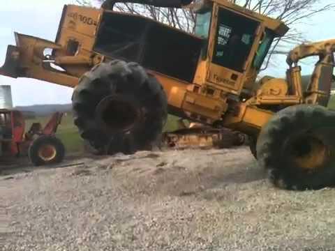 tigercat 630b youtube rh youtube com Tigercat 620D Tigercat 620D