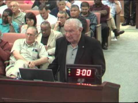 Fayetteville City Council Meeting June 11,...