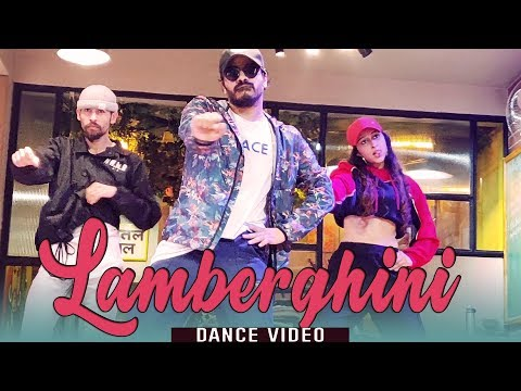 Lamberghini (Dance Video)   The Doorbeen Feat Ragini   Sandeep Chhabra Choreography