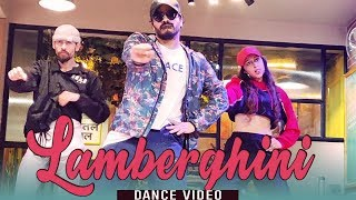 Lamberghini (Dance Video) | The Doorbeen Feat Ragini | Sandeep Chhabra Choreography