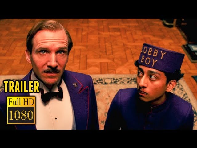 🎥 GRAND BUDAPEST HOTEL (2014) | Full Movie Trailer in Full HD | 1080p