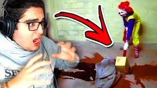 PALHAÇOS ASSUSTADORES ASSASSINAM PESSOA EM VÍDEO ( Killer Clown )