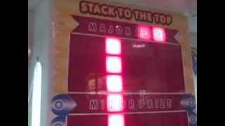 How to win at Stacker​​​ | Arcade Hacks | Matt3756​​​