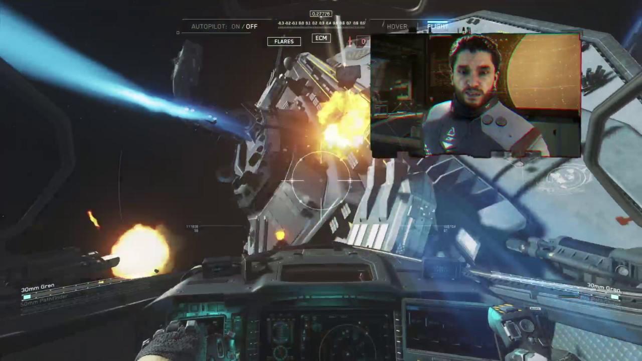 Call of duty infinite warfare ship assault youtube - Infinite warfare ship assault ...