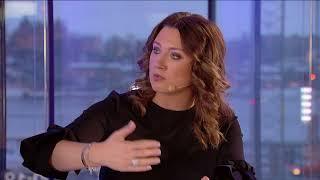 Camilla Läckberg om författarskap, kvinnlig hämnd och mod att sticka ut – Nordnet Live 2018