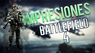 Impresiones Battlefield 4 | PS3